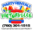 MY PARTY RENTALS VICTORVILLE